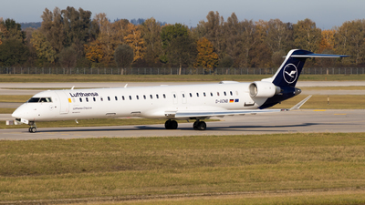 A picture of DACNB - Mitsubishi CRJ900LR - Lufthansa - © TG Aviation Spotter