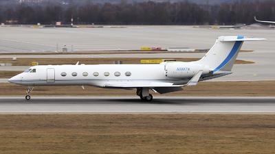 N588TN - Gulfstream G550 - Private