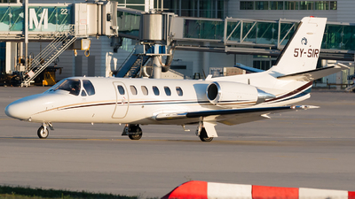 5Y-SIR - Cessna 550B Citation Bravo - Phoenix Aviation
