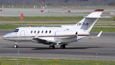A picture of CNTJS - Hawker 900XP - [HA0158] - © Alexander Portas