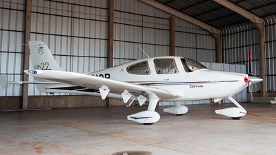 PR-NOR - Cirrus SR22 - Private
