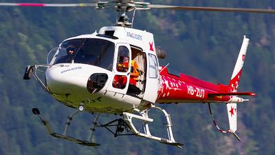 HB-ZUT - Aérospatiale AS 350B3 Ecureuil - Air Glaciers