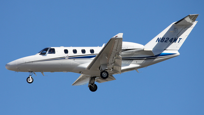 N824MT - Cessna Citation M2 - Cessna Aircraft Company