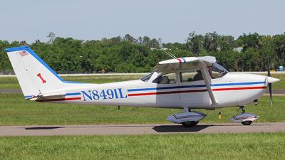 A picture of N8491L - Cessna 172L Skyhawk - [17256691] - © Orlando Suarez
