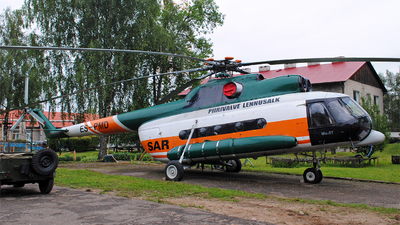 ES-PMD - Mil Mi-8T Hip - Estonia - Border Guard