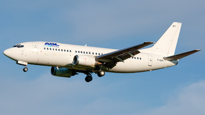 F-GIXT - Boeing 737-39M(QC)  - ASL Airlines