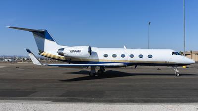 N794MH - Gulfstream G-IV - Private