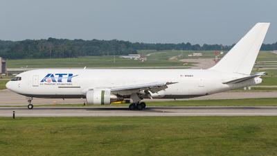 N763CX - Boeing 767-232(SF) - Air Transport International (ATI)