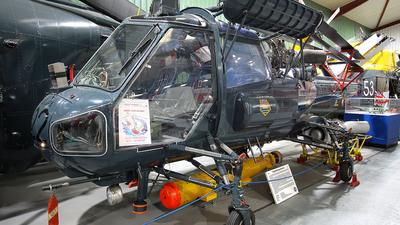 XT443 - Westland Wasp HAS.1 - United Kingdom - Royal Navy