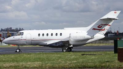 HB-VHV - British Aerospace BAe 125-800A - Private