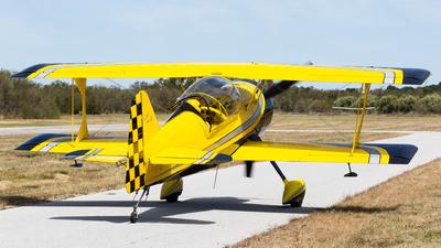 A picture of VHWOQ - Pitts Model 12 Super Stinker - [343] - © Joel Baverstock