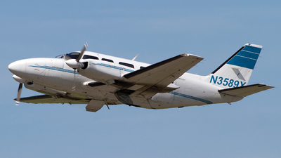 N3589X - Piper PA-31-350 Navajo Chieftain - Private