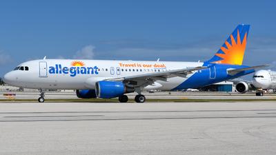 N223NV - Airbus A320-214 - Allegiant Air