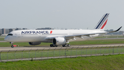 F-WZGR - Airbus A350-941 - Air France