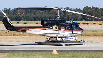 N217PJ - Bell 214B-1 - McDermott Aviation