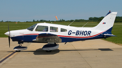 G-BHOR - Piper PA-28-161 Warrior II - Private