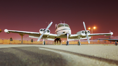 131 - Cessna 310K - Saudi Arabia - Ministry of Defense and Aviation