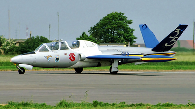 MT-14 - Fouga CM-170R Magister - Belgium - Air Force