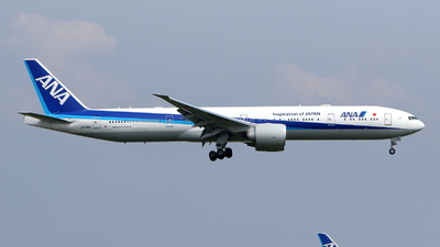 JA796A - Boeing 777-381ER - All Nippon Airways (ANA)