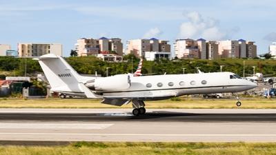 N458BE - Gulfstream G-IV - Private