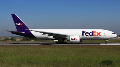 N851FD - Boeing 777-FS2 - FedEx