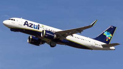 PR-YRZ - Airbus A320-251N - Azul Linhas Aéreas Brasileiras