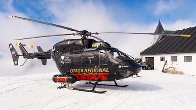 ZK-IWG - MBB-Kawasaki BK117D-2 - Helicopters Otago