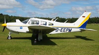 A picture of DEEPM - Piper PA28R200 Cherokee Arrow 2 - [28R7435283] - © JakkoFly