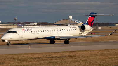 N906XJ - Bombardier CRJ-900LR - Delta Connection (Endeavor Air)