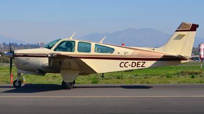 CC-DEZ - Beechcraft F33A Bonanza - Private