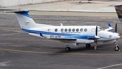 ET-ATF - Beechcraft B300 King Air 350 - East African Aviation