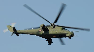 456 - Mil Mi-24D Hind D - Poland - Army