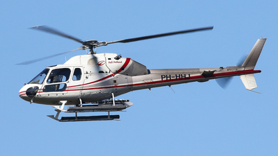 PH-HHJ - Aérospatiale AS 355F2 Ecureuil 2 - Heli Holland