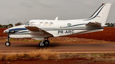 PR-ARC - Beechcraft C90A King Air - Private