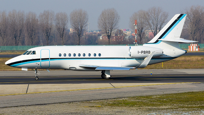 I-PBRB - Dassault Falcon 2000LX - Sirio Executive