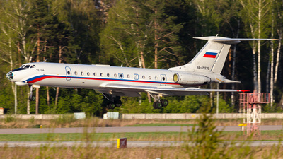 RA-65976 - Tupolev Tu-134A-3 - Russia - Air Force