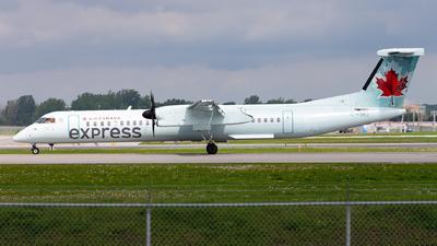 C-FSRJ - Bombardier Dash 8-Q402 - Air Canada Express (Sky Regional Airlines)