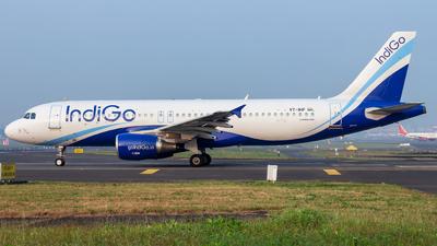 A picture of VTIHP - Airbus A320214 - IndiGo - © Janam Parikh
