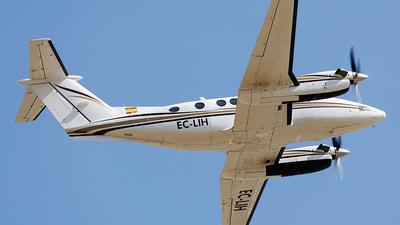 EC-LIH - Beechcraft B200GT Super King Air - TAS Transportes Aereos del Sur SA.Heliar