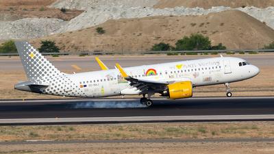 EC-NAJ - Airbus A320-271N - Vueling Airlines