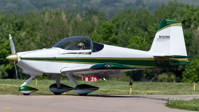 N192MH - Vans RV-9A - Private