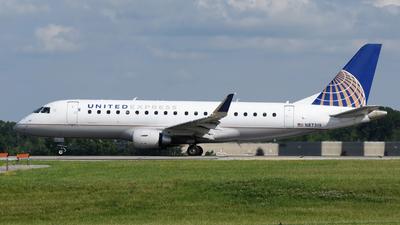 N87319 - Embraer 170-200LR - United Express (Mesa Airlines)