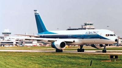 4X-EBT - Boeing 757-258 - El Al Israel Airlines