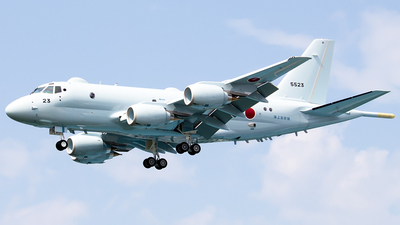 5523 - Kawasaki P-1 - Japan - Maritime Self Defence Force (JMSDF)