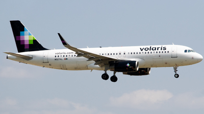 A picture of N527VL - Airbus A320233 - Volaris - © DreamRiser
