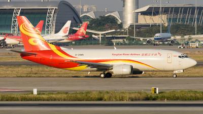 B-2885 - Boeing 737-39K(SF) - Yangtze River Express