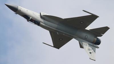 16-224 - Chengdu JF-17 Thunder - Pakistan - Air Force