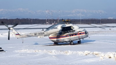 RF-31354 - Mil Mi-8MTV-1 Hip - Russia - Ministry for Emergency Situations (MChS)