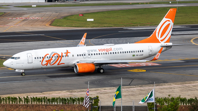 A picture of PRGXR - Boeing 7378EH - GOL Linhas Aereas - © fachetti_spotter