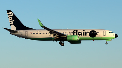 C-FFLJ - Boeing 737-86J - Flair Airlines